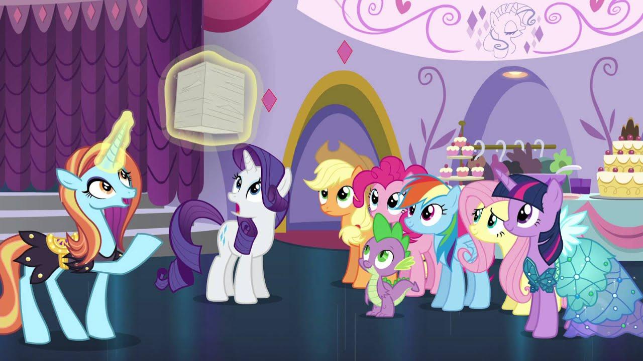 My Little Pony Season 9 Scorpan - My Ponny