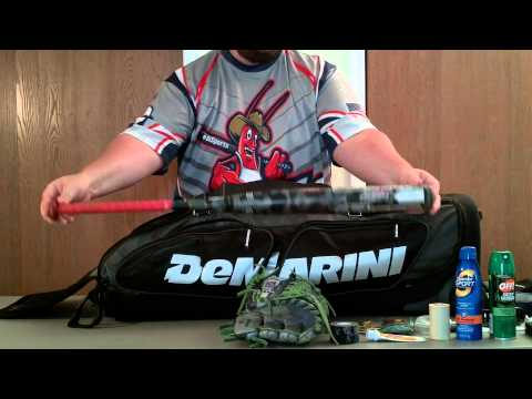What's In My Softball Bag?