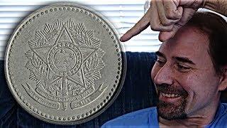 Download Video Brazil 50 Centavos 1988 Coin MP3 3GP MP4