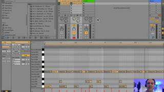 Converting Drums & Melodies audio loops and clips into MIDI in Ableton Live