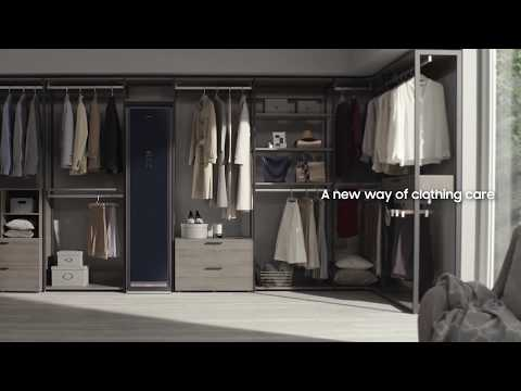 Samsung Indonesia: Air Dresser, a New Way of Clothing Care.