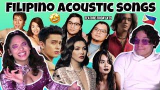 Download Filipino acoustic songs 🇵🇭  MYMP,NINA,Regine Velasquez,BEN&BEN,Kitchie Nadal,Jimmy Bondoc,James Reid