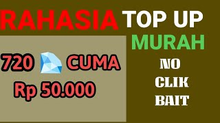 RAHASIA TOP UP MURAH SEMUA GAME ONLINE DAN ITEM/SKIN MURAH!!!