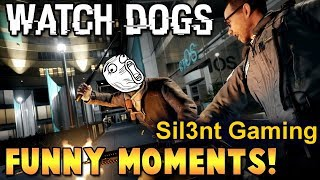 Watch Dogs Funny Moments!!! (Online Decription, Trolling)