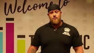 Bear Strong Mental Health Talks - Promo Vid