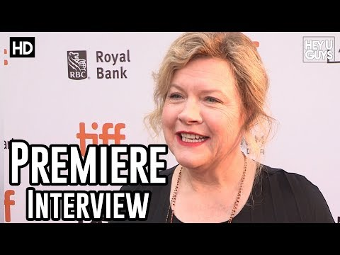 Cinematographer Mandy Walker  | The Mountain Between Us Premiere Interview | TIFF17