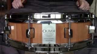 Oliver Drums - NZ Native Rimu 14x4 Snare