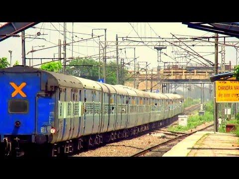 [IRI] 22917 Mumbai Bandra - Haridwar SF Express with ALCO