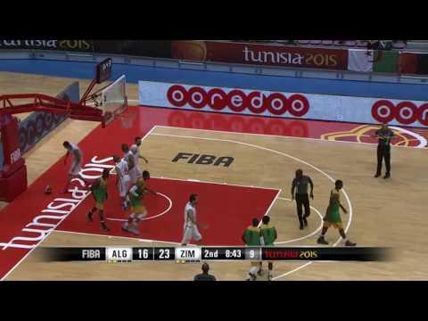 Afro Basket Abdesslam Dekkiche 2015