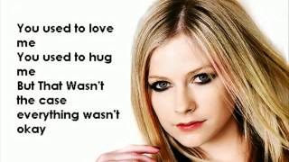 Avril Lavigne-Losing Grip Lyrics