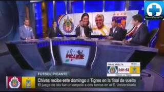Arbitro payaso menciona dueñas jugadore de tigres y varios mas molestos por la final 2017 thumbnail