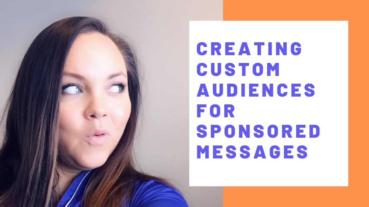 Creating Custom Audiences for Sponsored Messages in ManyChat and Facebook Ads