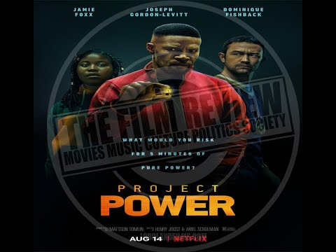 'PROJECT POWER' MOVIE REVIEW | FROM #TFRPODCASTLIVE EP126 | LORDLANDFILMS.COM