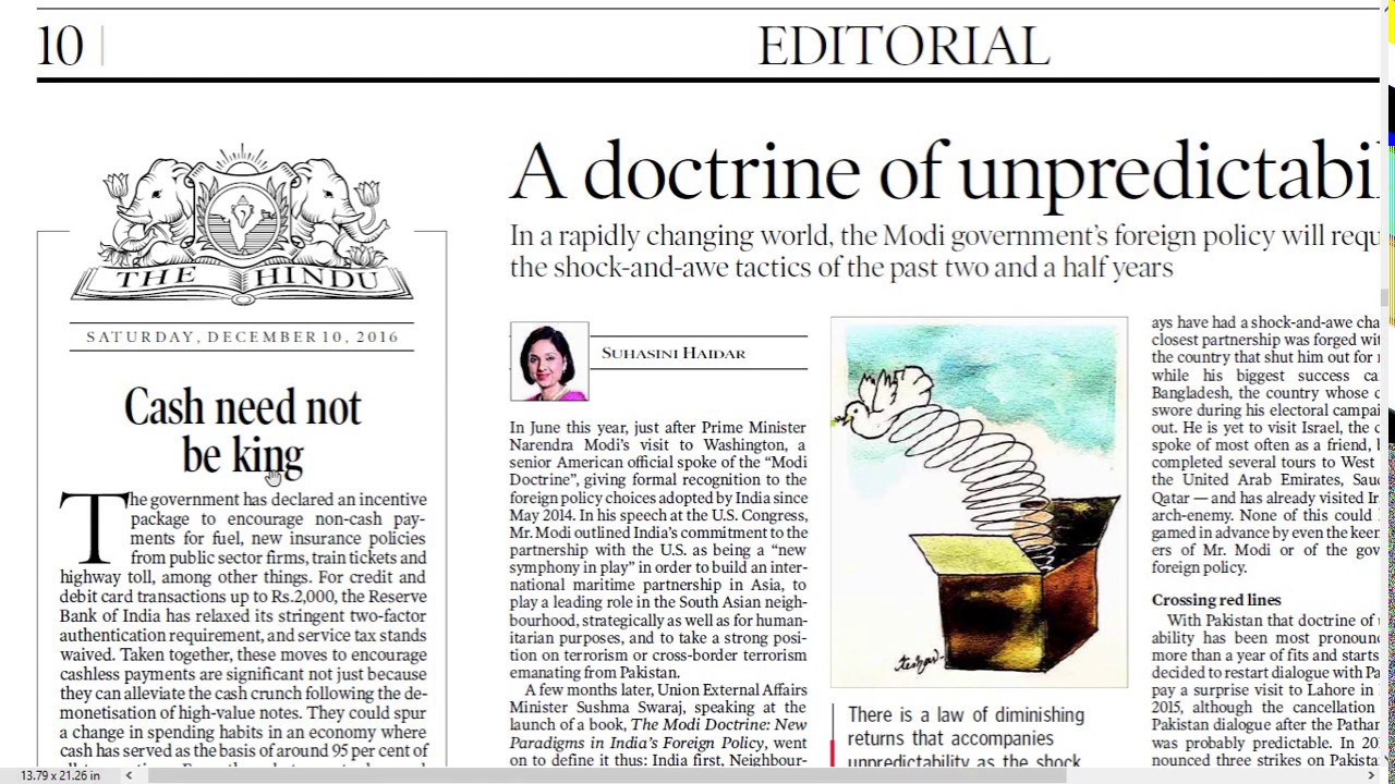 newspaper editorial essay Recent editorials from the chicago tribune opinion editorials covering current news and controversial topics.