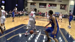 Santa Cruz Warriors vs. Bakersfield Jam Play of the Day 12/10/13