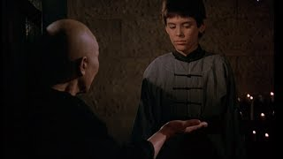 Kung Fu: Young Caine's Tea Etiquette and Pebble Tests