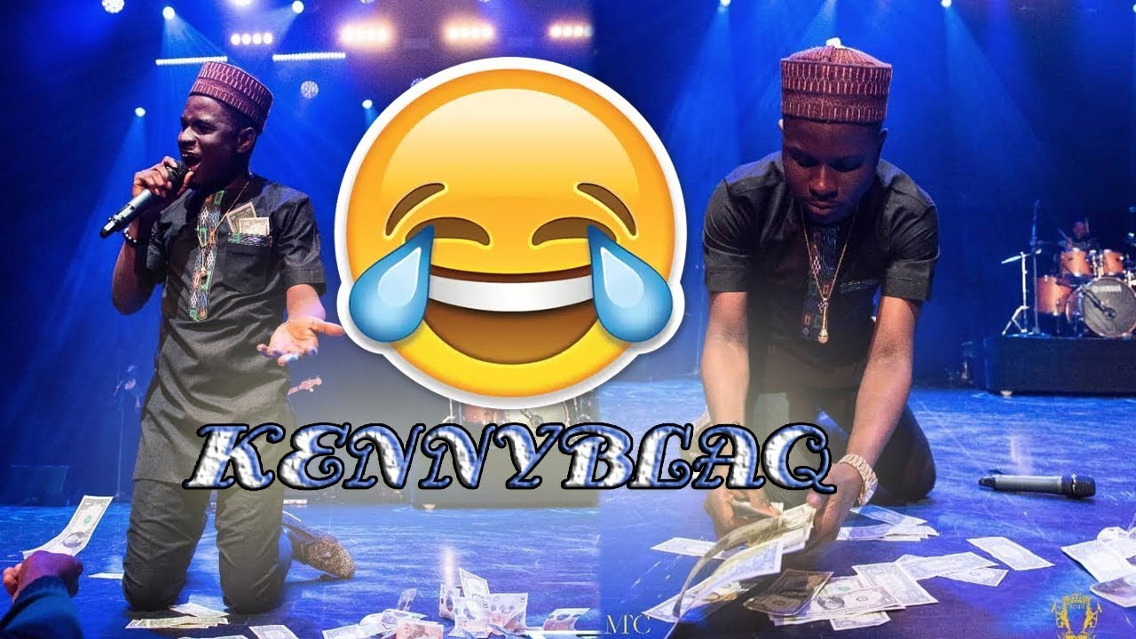 Download KENNYBLAQ A BIG HIT TO THE NIGERIAN COMEDY INDUSTRY