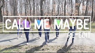 Call Me Maybe Music Video (**RE-EDIT for Teen Choice Awards Contest)