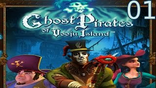 Ghost Pirates of Vooju Island (ENG Sub ITA) - [01/12] - [Papa Doc 1 - 01/02]