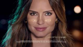 Air Optix Prescription Color Contact Lenses