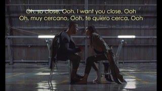Close - Nick Jonas - Español/Inglés Letra