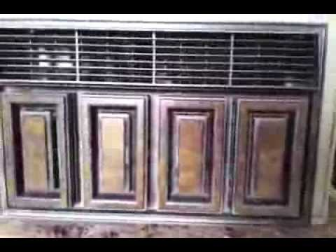 1986 White Westinghouse Air Conditioner Youtube