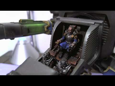 Forgeworld Ultramarine Titan