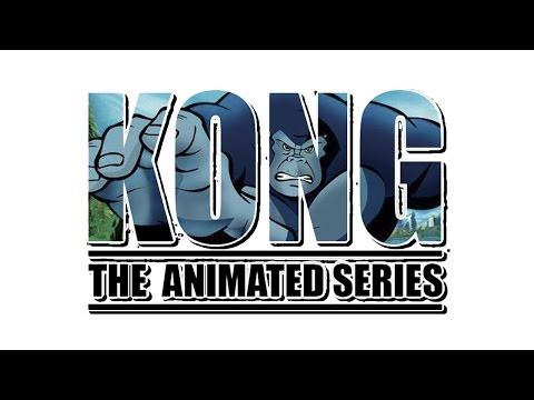 Kong | The Animated Series | Intro