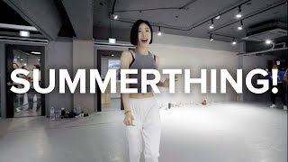 summerthing   afrojack ft mike taylor lia kim choreography