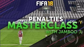 how to take penalties in fifa 18