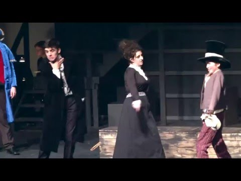 That's Your Funeral from Oliver! - The Acting Out Playhouse Production 01/09/16