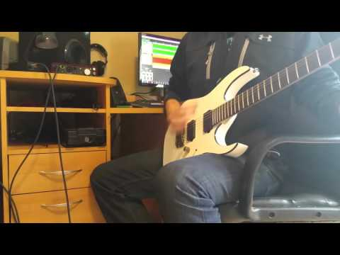 Emmure Guitar Cover - A Gift a Curse mp3
