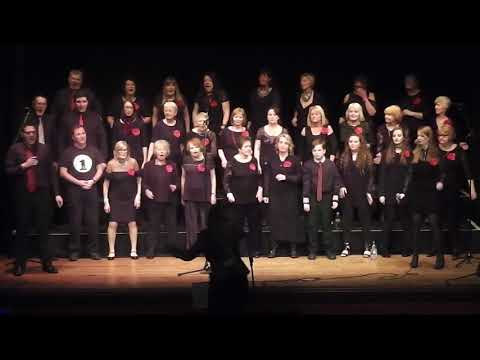 Witham's Big Sing....Christmas Show 2017....9