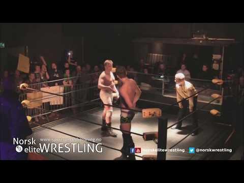 Norsk wrestling: Erik Isaksen vs. Gabriel Antonik (full match)