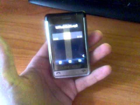 Samsung Giorgio Armani P520.mp4