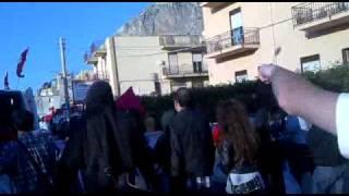 In ricordo di Peppino Impastato,Cinisi 9-05-2011--Venceremos!