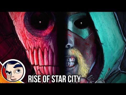 """Green Arrow """"Rise of Star City"""" - Rebirth Complete Story"""