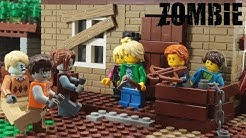Lego Zombie Outbreak Episode 8 Stop Motion Animation