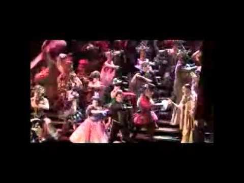 The Phantom of the Opera, Ramin Karimloo & Gina Beck & Simon Bailey