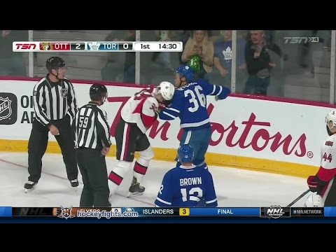 Andreas Englund vs Kerby Rychel Sep 26, 2016