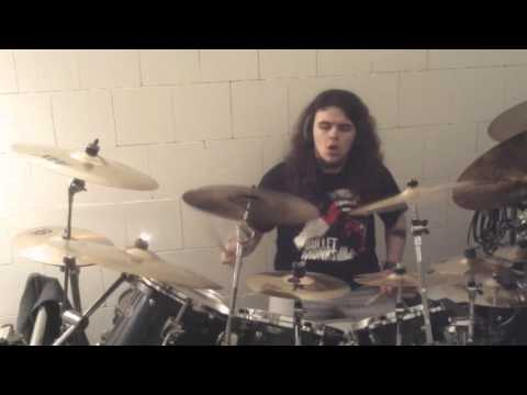 Dream Theater - The Root Of All Evil - Drum Cover
