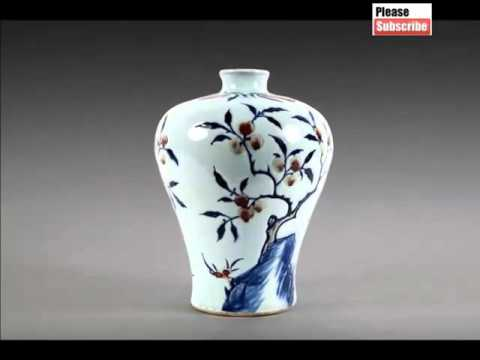 Ancient Chinese Porcelain | Decorative Picture Set Of Rare & Beautiful Arts