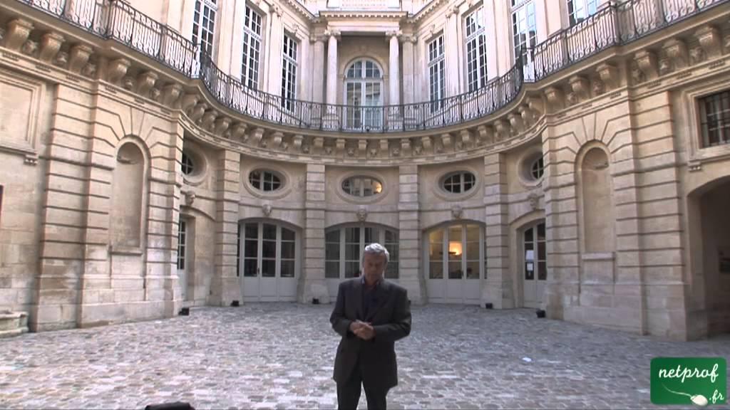 3 Le Marais Hôtel De Beauvais