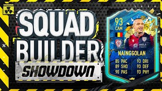 Fifa 20 Squad Builder Showdown Lockdown Edition!!! TEAM OF THE SEASON NAINGOLAN!!!