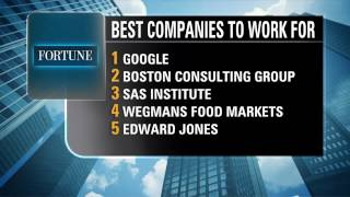 Jobs at FORTUNE 100 Best Companies  Great Place to Work® CNN Interview1