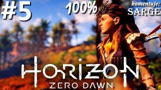 Zagrajmy w Horizon Zero Dawn (100%) odc. 5 - W poszukiwaniu Broma