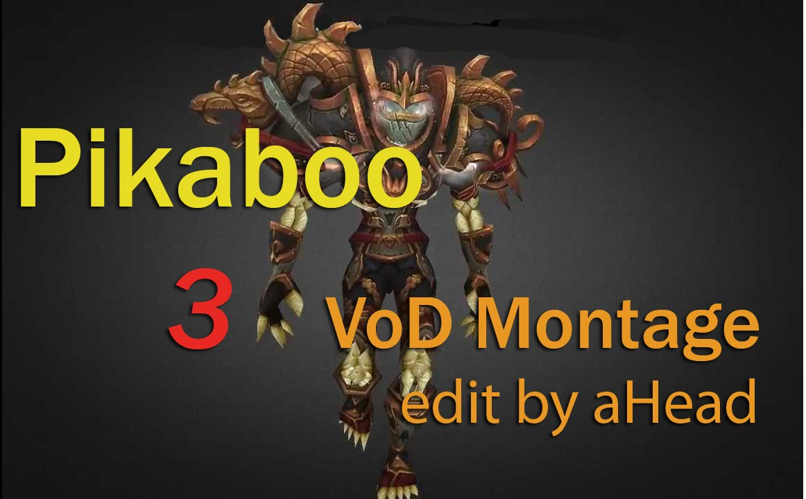 Pikaboo 3 - VoD Montage