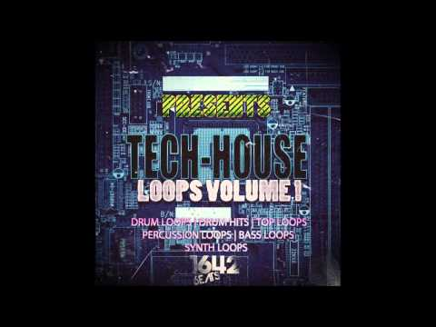 1642 Beats - Tech House Loops Vol. 1 [1642B001] - www.1642beats.com