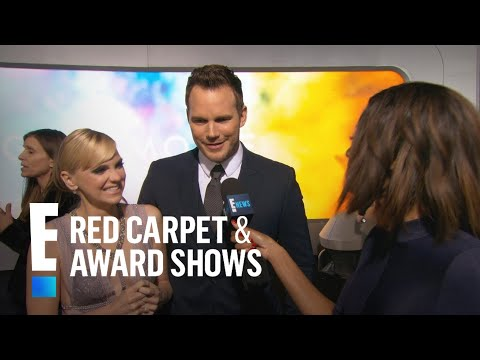 Chris Pratt's Swoon-Worthy Gift to Wife Anna Faris | E! Live from the Red Carpet