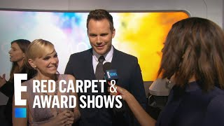 Chris Pratt's Swoon-Worthy Gift to Wife Anna Faris   E! Live from the Red Carpet